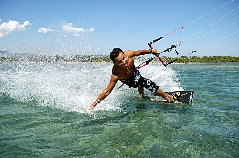 How fast can you go kiteboarding