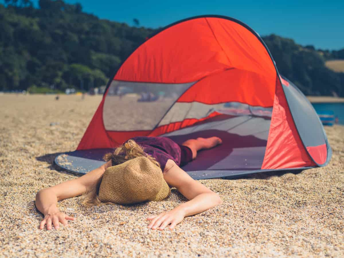 Can Tent Air Conditioners Work on the Beach