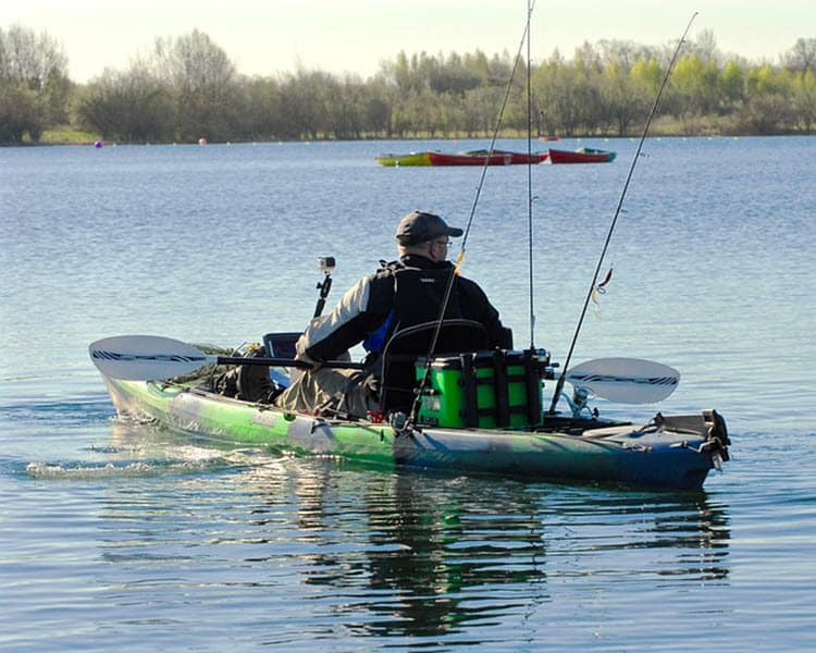 Is A Fishing Kayak With Pedals Worth The Price Active At The Beach