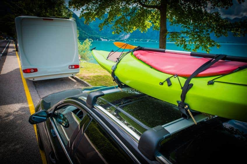 How To Choose The Best Kayak Roof Racks Active At The Beach