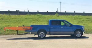 How To Transport A Kayak In A Truck