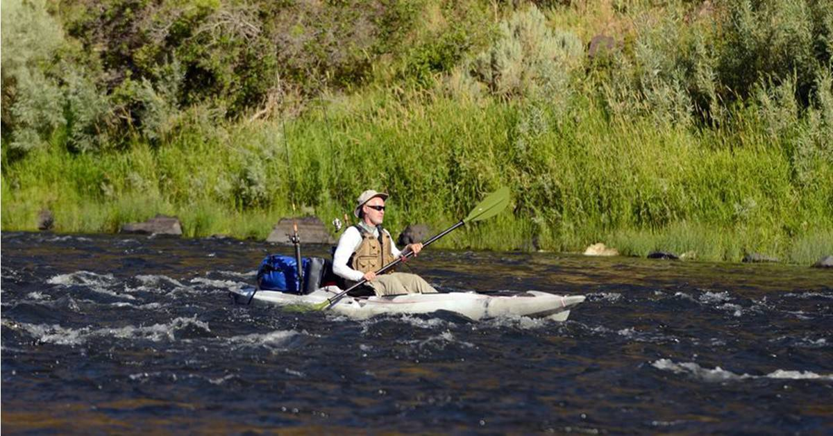 Best Fishing Kayaks For Big Guys - Feature v6