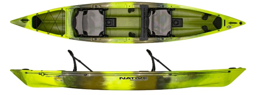 Native Watercraft - Ultimate FX 15 Tandem